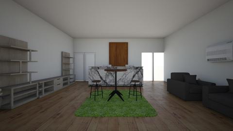 nissa - Office - by adrianav