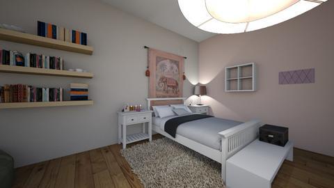 Teens Room - Modern - Bedroom - by 33King_C