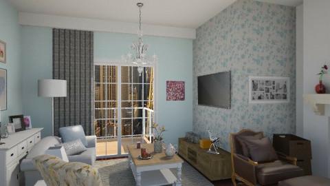 ny-lvngrm - Living room - by Amyy