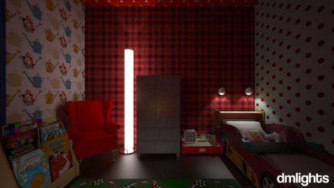 black - Bedroom - by DMLights-user-1044826