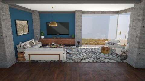 SD17 version 2 salon - Living room - by frd
