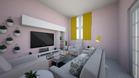 on fleek - Living room - by snazzysnail