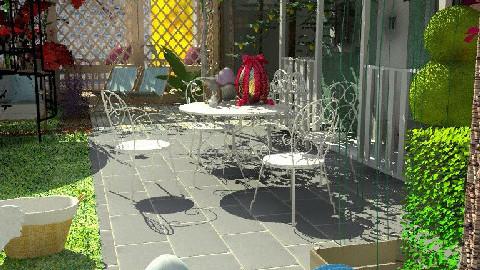 I FOUND AN  EGG !! - Garden - by doudou