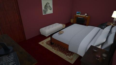 Leukos Room - Bedroom - by collecting_cookies