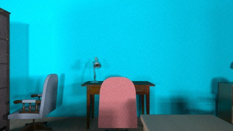 office - Vintage - Office - by messer abadeer