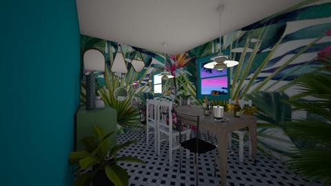 Tropical - by HeidiNel