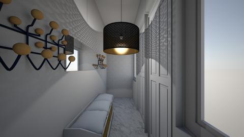 Dnevna soba - Living room - by krembananica
