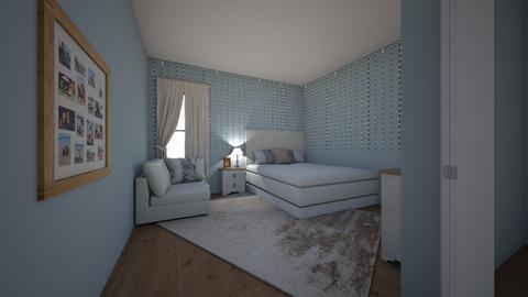 room - Bedroom - by me hosue