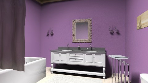 bath2 - Classic - Bathroom - by tita