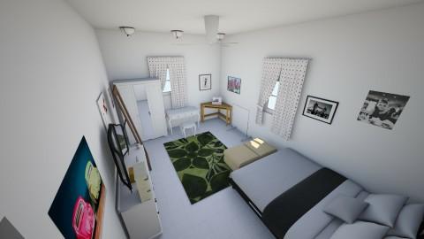 My bedroom 1 - Bedroom - by elizzabethhope