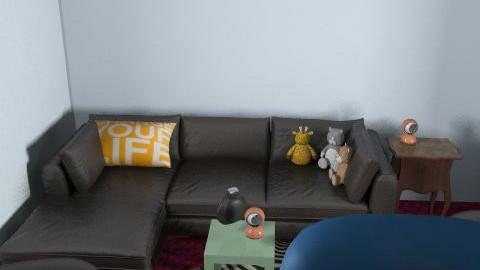 lily - Retro - Bedroom - by urpimp