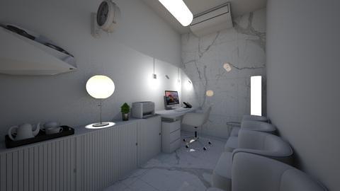 escritorio - Vintage - Office - by kelly lucena