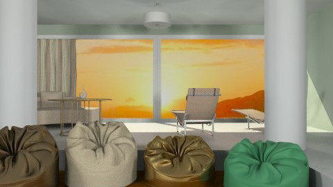 Seatpads Room - Global - Living room - by Lenii