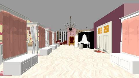 Aphrodita s child cabin - Bedroom - by ilici