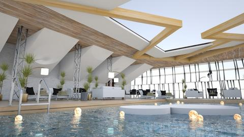 Pool - Living room - by HoldenF389