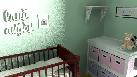 dorota - Classic - Kids room - by dorotapomiankiewicz