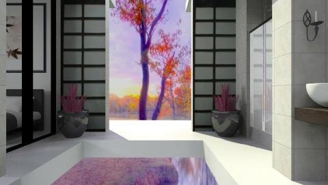 Hot Oils - Bathroom - by channing4