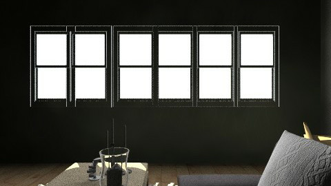 My Dream Living Room  - Modern - Living room - by Ellakittens6
