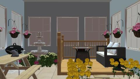 Indoor Garden - Classic - Garden - by yankees2