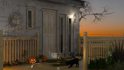 Trick or Treat - by Twilight Tiger