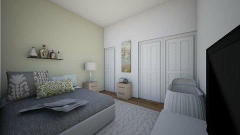 bedroom - Bedroom - by kiranicole420