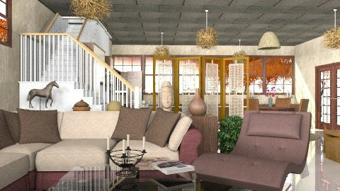 living arena - Country - Living room - by Your well wisher