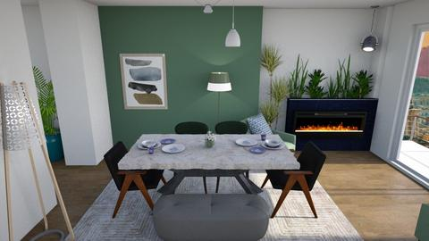 BGG - Modern - Dining room - by augustmoon