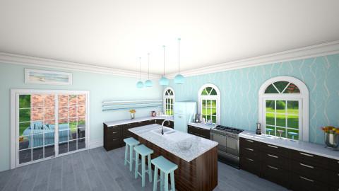 Dream kitchen - Classic - Kitchen - by momo9000