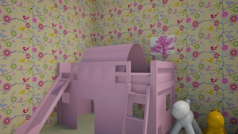 לילה - Kids room - by PIPIPOPO