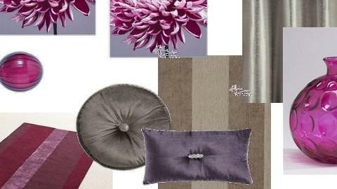 plum grey - Modern - Living room - by MAYAENYA