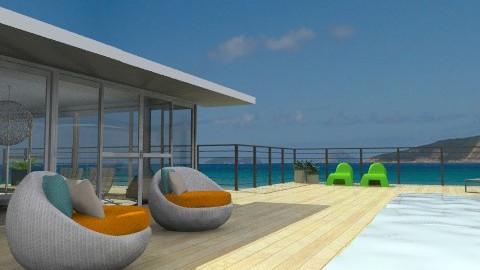 beach house - Modern - by fre82
