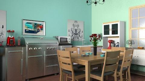 Lotarina - Modern - Kitchen - by Dyka33