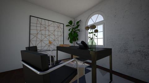 office - by Sydneykate