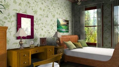 Normandie - Classic - Bedroom - by milyca8