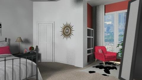 classy bedroom - Bedroom - by teen bedroom