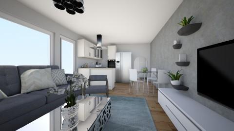 My dream home  - Modern - by aleksandra8