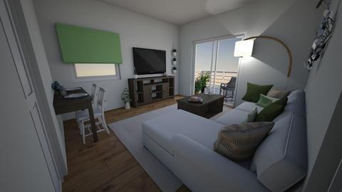 c - Living room - by beepbopbeepbop