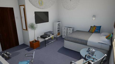 Studio Flat_New - Classic - by Vlad Tepes