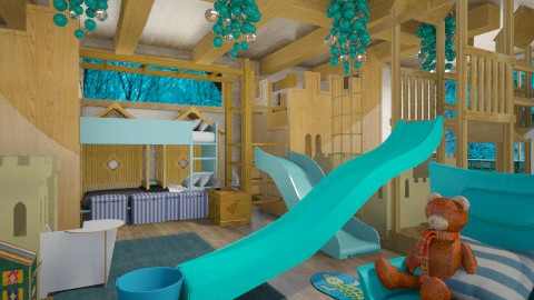Child - Modern - Kids room - by piggizrcute
