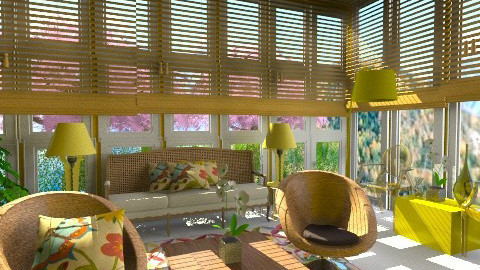 echo - Modern - Living room - by Cejovic Andrijana