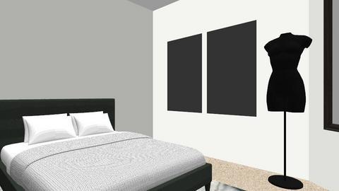 my room - Bedroom - by maddiechard1993