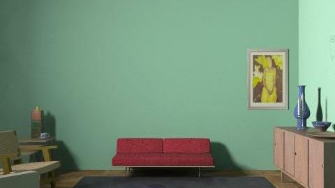 Vive L'Espange - Retro - Living room - by lolikawaii