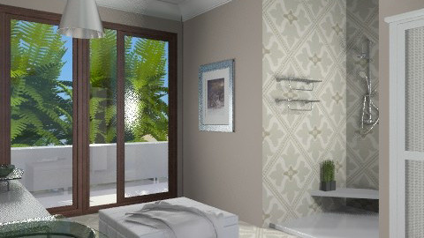 Tranquil - Eclectic - Bathroom - by channing4