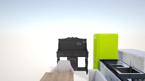 kitchen - by Jorchu