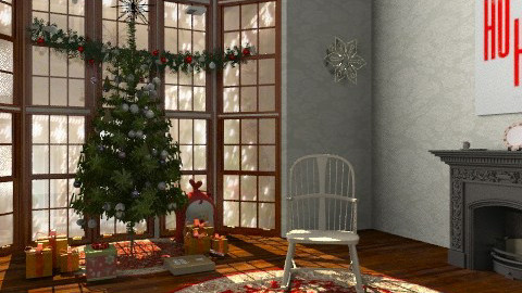 Christmas Eve - Modern - Living room - by emilypinnock