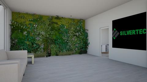 Office Living wall - Office - by TziviaS
