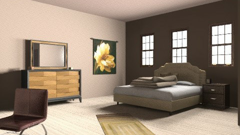 nuetral - Country - Bedroom - by Ali May