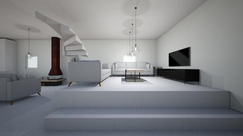 rotterdam - Living room - by Sonjak555