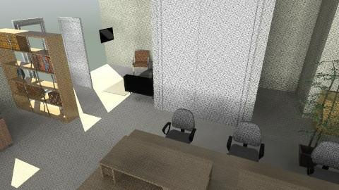 escritorio lucas (2) - Modern - Office - by Carolina Macedo