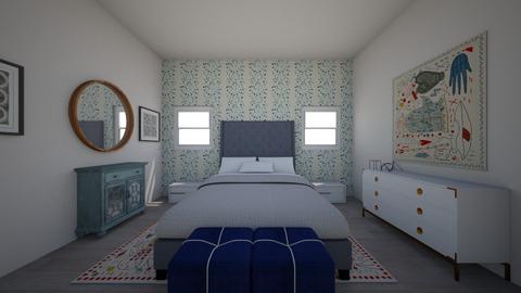 1 - Bedroom - by PAULA avila